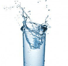 вода за отслабване