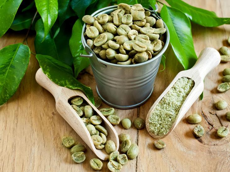 зелено кафе за отслабване