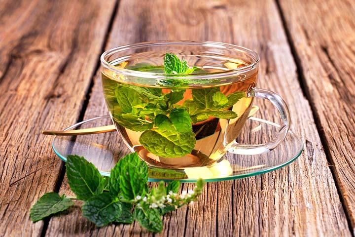 ползи от чай от мента