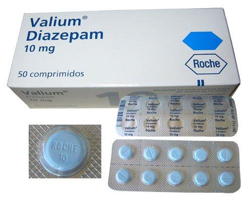 Диазепам - Странични ефекти, Дози, Употреба