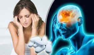 Има три вида главоболие