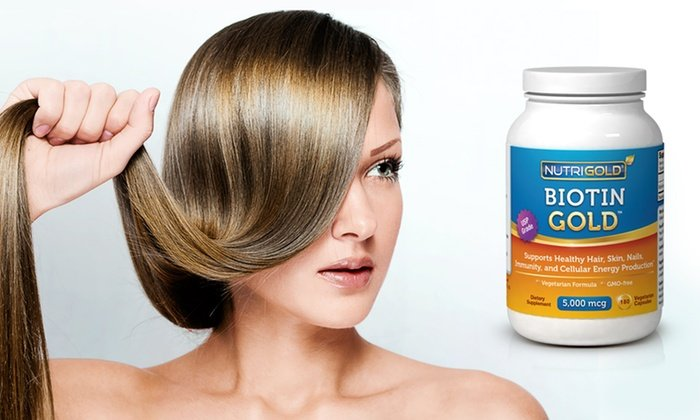 Биотин за Растежа на Косата