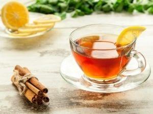 Чай с канела гори мазнините