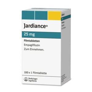 Джардинс: Употреба, дози, странични ефекти и предупреждения