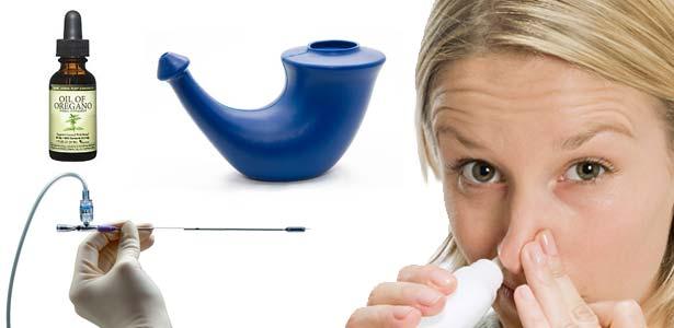 синузит-лечение
