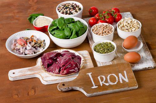 списък-храни-с-желязо