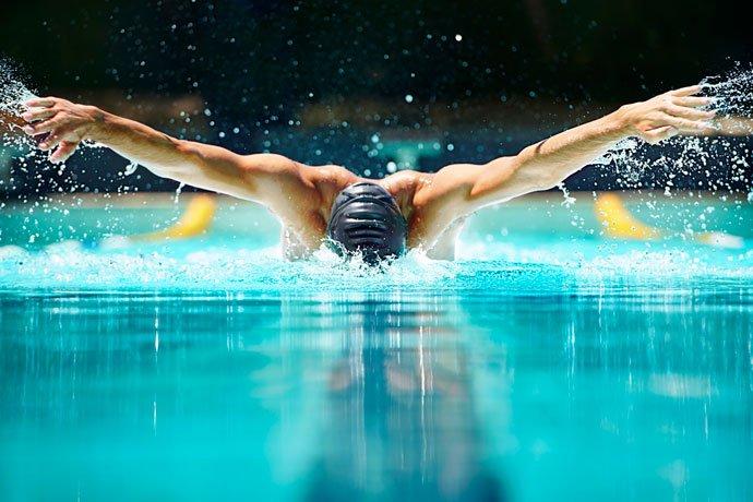 Бътерфлай-стил-плуване