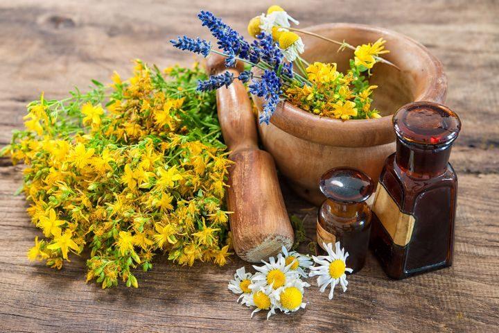 антидепресанти на билкова основа ще успокоите тялото и душата