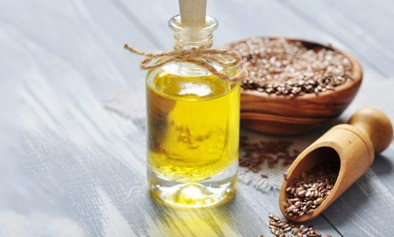 ленено масло