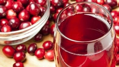 Photo of 15 невероятни ползи на сок от червена боровинка
