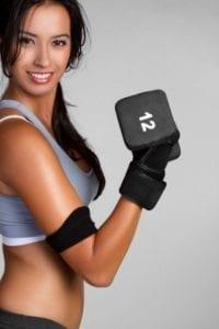 тренировка с тежести