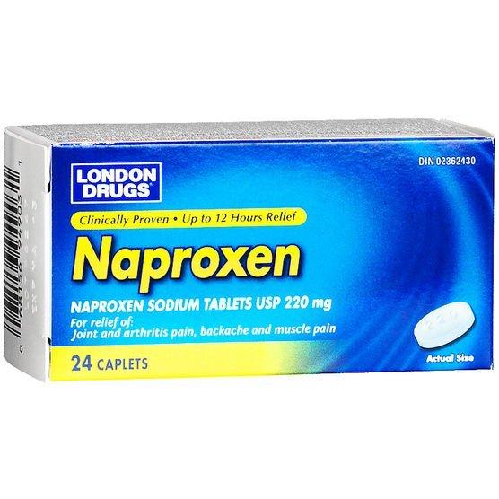 Напроксен: Странични реакции, дозировки, употреба и още