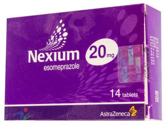 Нексиум: Употреба, Дозировка