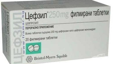 Photo of Цефзил: Употребa, дозировка, странични ефекти и предупреждения