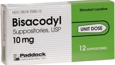 Бизакодил таблетки - употреба, нежелани реакции