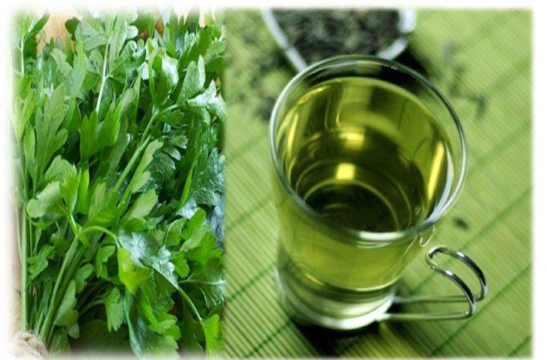 Чай от магданоз за отслабване