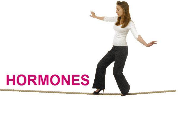 хормонални проблеми и подут стомах