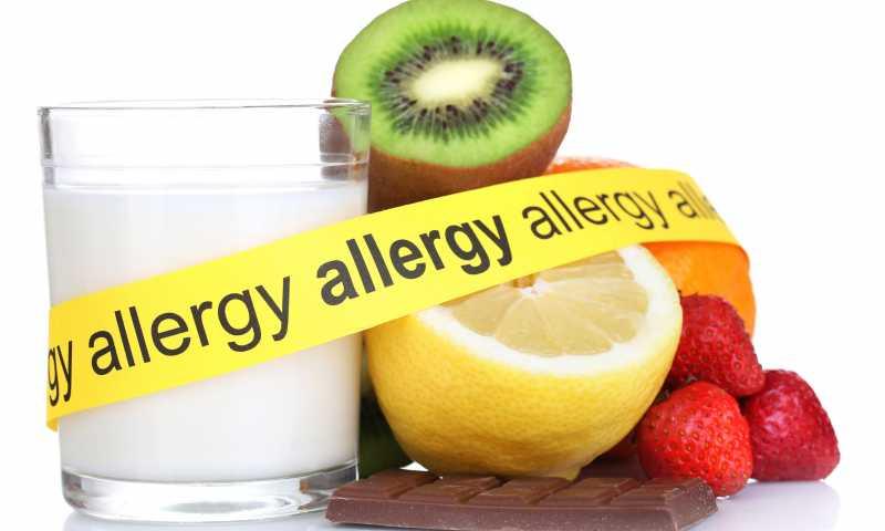алергия и подут стомах