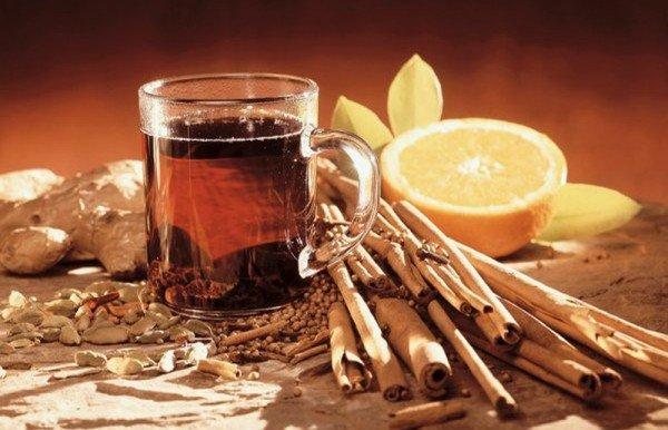 чай от канела и джинджифил за отслабване