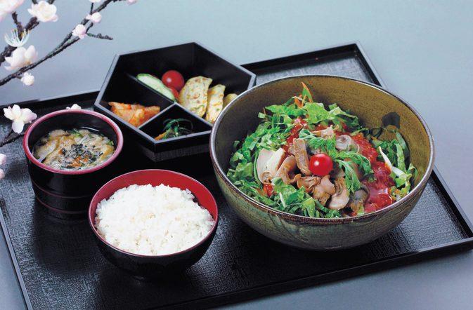 Японска-диета-меню