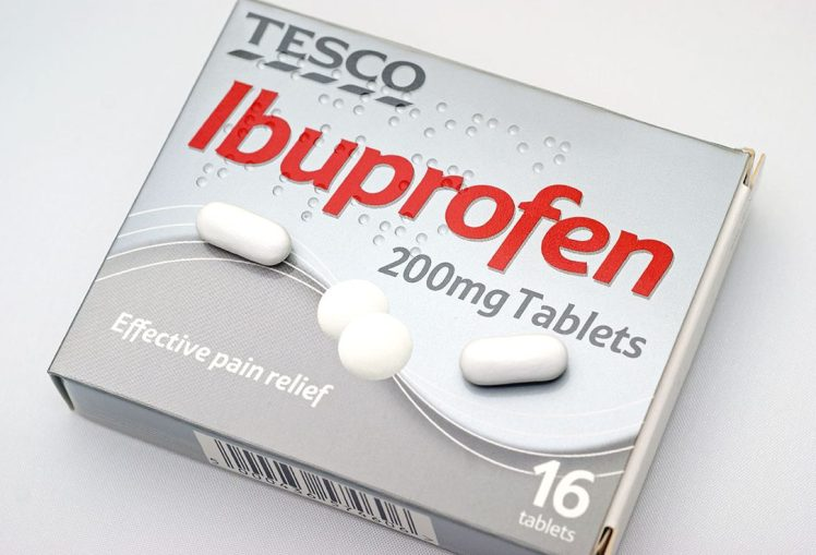 Ибупрофен-действие-дози-приложение