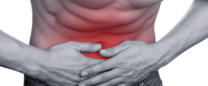 Местоположение на болките в корема
