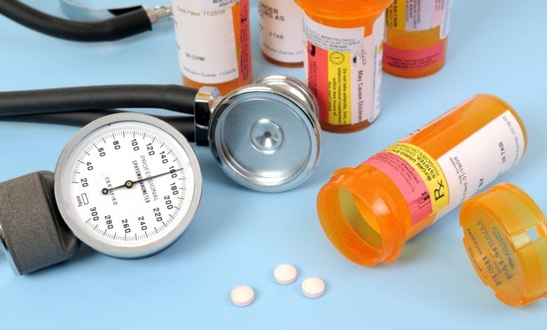 Лекарства-за-Високо-кръвно-Списък-и-Действие