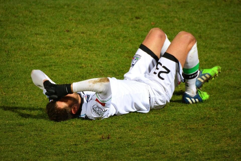 Photo of 3-те Най-Често Срещани Травми В Професионалния Футбол