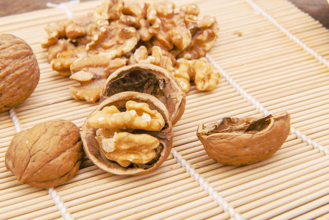 ползи от орехите