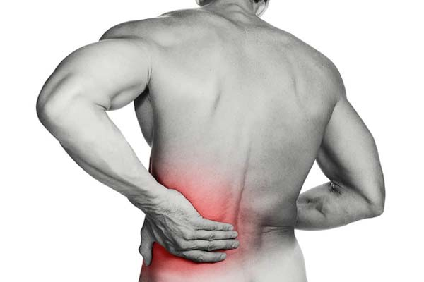 5 доказания лечения на болки в ляво на гърба