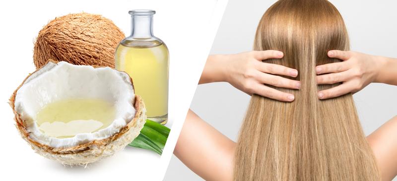 ползи на кокосовото масло за косата