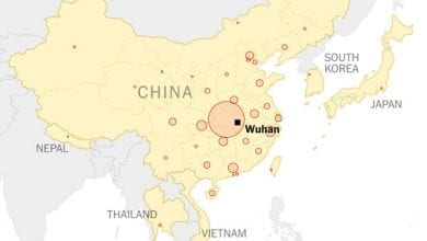 Корона Вирусна епидемия в Китай