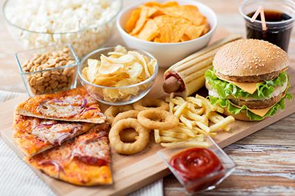 Храни които Повишават Кръвната захар