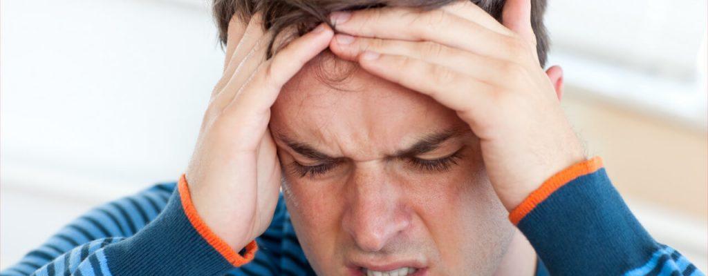 какво причинява главоболието