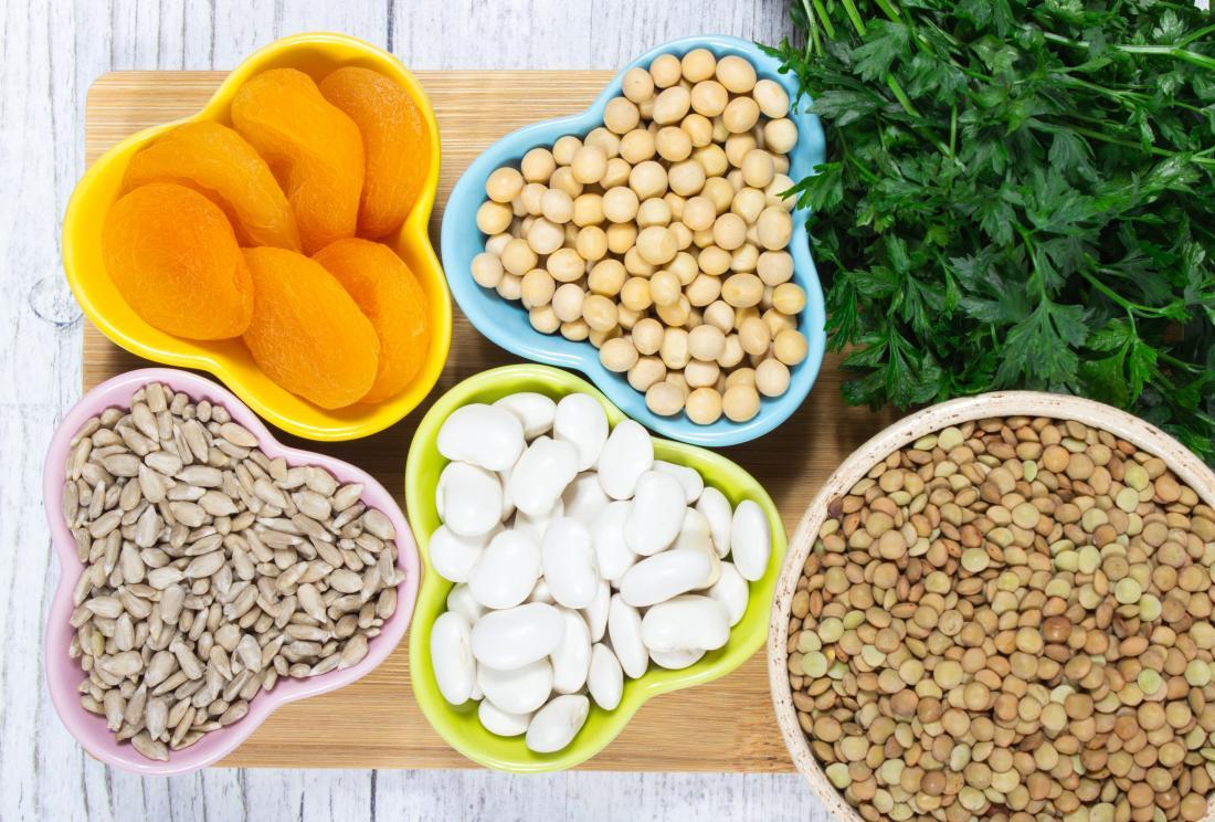 какви храни да ядем при нисък хемоглобин