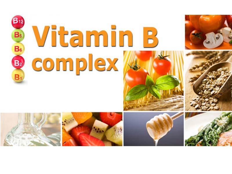 витамини за коса - витамин B