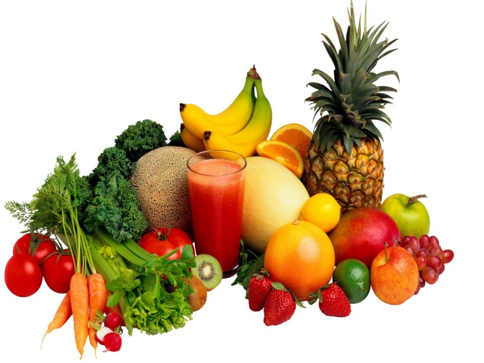 най-полезните храни - плодове