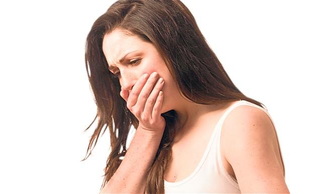 Какво представлява гадене на нервна почва