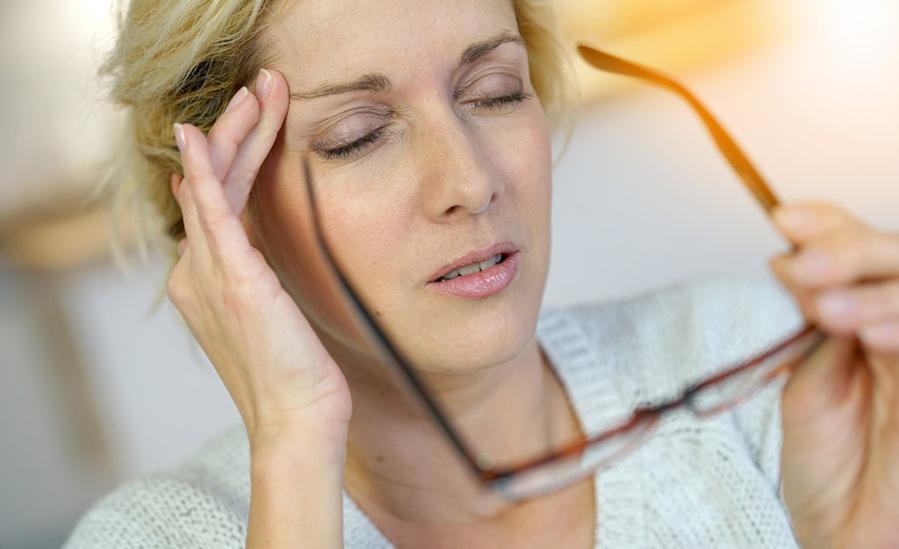 причините за хормонално главоболие