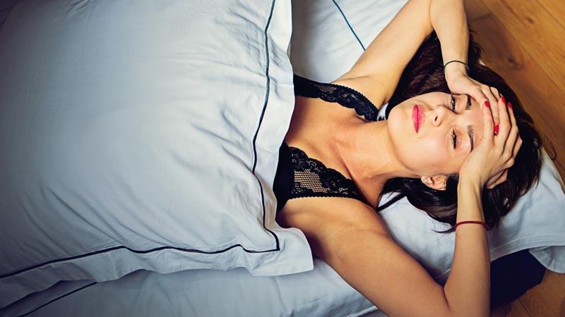 Проблеми с оргазма при жени: 5 Лечения