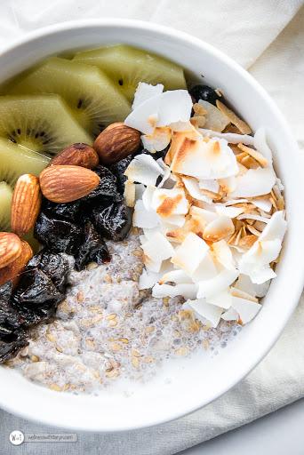 Закуска с леноно семе