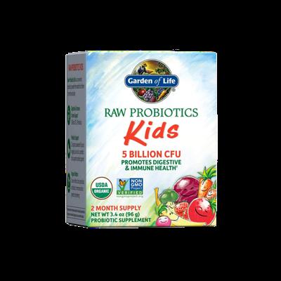 Garden of Life RAW пробиотици за деца